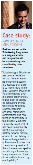 Ravi jay Case study - Middlesex University career focus