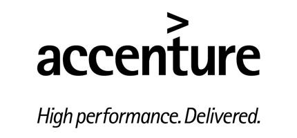 Accenture logo, Accenture Click logo