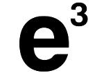 e3 logo, entrepreneur cubed logo